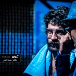 گزارش تصویری تیوال از نمایش وکیل تسخیری / عکاس:سارا ثقفی   عکس