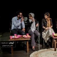 گزارش تصویری تیوال از نمایش به همین سادگی / عکاس: سید ضیا الدین صفویان | عکس