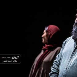 گزارش تصویری تیوال از نمایش گردن / عکاس: سارا ثقفی | عکس
