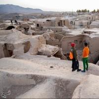 روستای تاریخی خرانق یزد | عکس