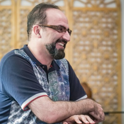 گزارش تصویری تیوال از تمرین کنسرت شیدایی - گروه سه عود / عکاس: سارا ثقفی | کنسرت شیدایی - گروه سه عود - حمید قنبری