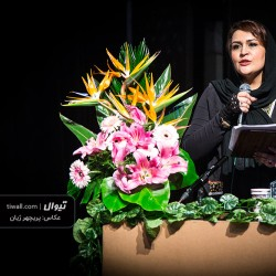 گزارش تصویری تیوال از اختتامیه جشنواره نمایشنامه خوانی مهرگان / عکاس: پریچهر ژیان | عکس