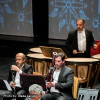 گزارش تصویری تیوال از ارکستر ملی فرهاد فخرالدینی / عکاس: رضا جاویدی | عکس
