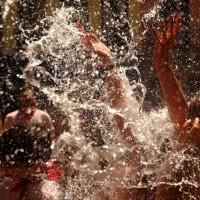 جشنواره گاوبازی سنفرمین | عکس