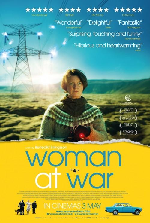 عکس فیلم زنی در جنگ