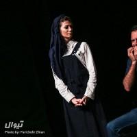 نمایش مردان مریخی زنان ونوسی | عکس