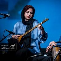 گزارش تصویری تیوال از کنسرت گروه «آن» / عکاس: سارا ثقفی | سپیده مشکی - سینا خشک بیجاری - گروه آن