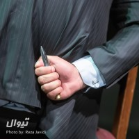 گزارش تصویری تیوال از نمایش درس / عکاس: رضا جاویدی   عکس