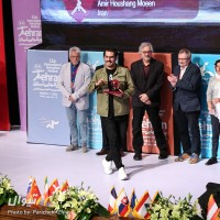 گزارش تصویری تیوال از اختتامیه یازدهمین جشنواره بین المللی پویانمایی تهران (سری دوم) / عکاس: پریچهر ژیان | عکس
