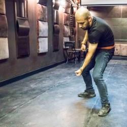 کارگاه بازیگری؛ دومین دوره مدرسهای تئاتر مکتب تهران | عکس