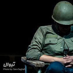 نمایش زندگی در تئاتر | عکس