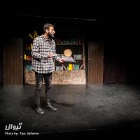 نمایش مومیا، رویای نویسنده | عکس