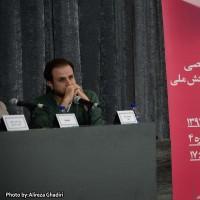 گزارش تصویری تیوال از سومین روز سی و دومین جشنواره فیلم کوتاه تهران (سری نخست) / عکاس: علیرضا قدیری   عکس
