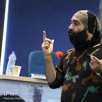 گزارش تصویری تیوال از کارگاه مهدی کوشکی در نخستین جشنواره ی تئاتر اکبر رادی / عکاس: پریچهر ژیان | عکس