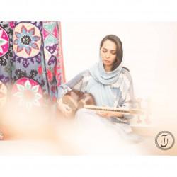 کنسرت از من نشان (گروه آن)   آهنگساز - تار - ساناز ستارزاده - گروه آن
