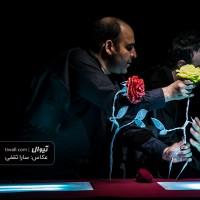 گزارش تصویری تیوال از نمایش رومئو و ژولیت یا تو چرا تیبالت رو کشتی؟ / عکاس: سارا ثقفی   عکس