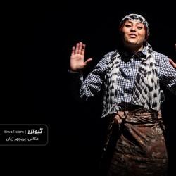 گزارش تصویری تیوال از نخستین روز جشنواره تئاتر بانو ( سری نخست) / عکاس: پریچهر ژیان | عکس