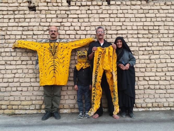 عکس وبینار آشنایی با عروسک در فرهنگ ایران