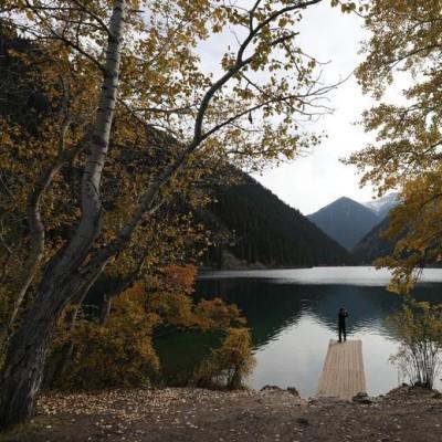 پاییز در نقاط مختلف جهان | Almaty, Kazakhstan