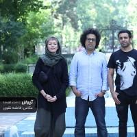 گزارش تصویری تیوال از اکران مردمی فیلم کارت پرواز / عکاس: فاطمه تقوی | عکس
