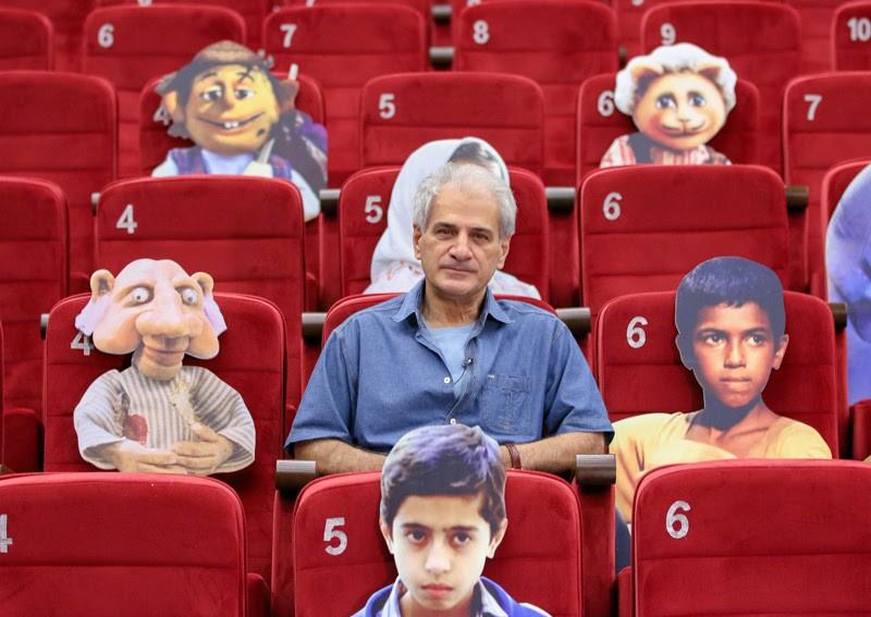 ناصر هاشمی: برپایی مجازی جشنواره فیلم کودک هم اثرگذار است | عکس