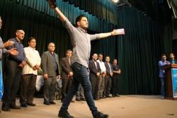 بیانیه محمدرضا خردمند به مناسبت روز بازیگر | عکس
