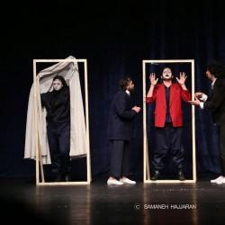 نمایش خاطرات هنرپیشه نقش دوم | عکس