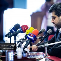 گزارش تصویری تیوال از نشست خبری سی و پنجمین جشنواره موسیقی فجر / عکاس: سارا ثقفی | عکس