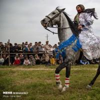 جشنواره فرهنگی ورزشی عشایر آذربایجان | عکس
