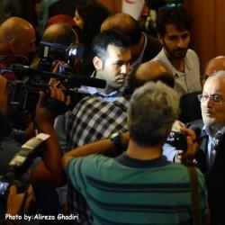 گزارش تصویری تیوال از مراسم رونمایی کتاب تاریخ جامع ایران / عکاس: علیرضا قدیری | عکس