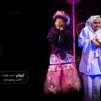 گزارش تصویری تیوال از نمایش ساعت / عکاس: پریچهر ژیان   عکس