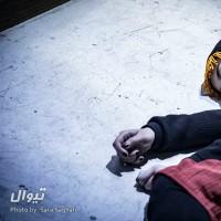 پرفورمنس #آدمیت (هشتگ آدمیت) | عکس