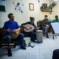 کنسرت گروه ژوران | گزارش تصویری تیوال از تمرین کنسرت گروه ژوران / عکاس: سارا ثقفی | گروه ژوران - آسیه احمدی