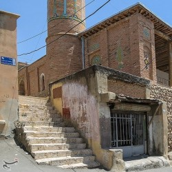 مسجد دومناره، سقز | عکس