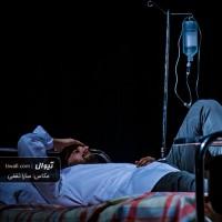 گزارش تصویری تیوال از نمایش خوابگردها / عکاس:سارا ثقفی | عکس