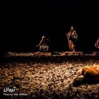 گزارش تصویری تیوال از نمایش پرومته / عکاس: سید ضیا الدین صفویان | عکس