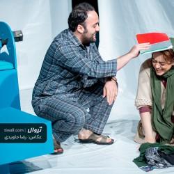 گزارش تصویری تیوال از نمایش بوغوژد / عکاس: رضا جاویدی | عکس
