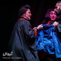 نمایش شاهدین اعدام | عکس