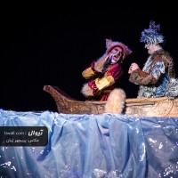 نمایش افسانه پری دریایی | گزارش تصویری تیوال از نمایش افسانه پری دریایی / عکاس: پریچهر ژیان | عکس
