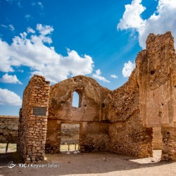 تخت سلیمان شکوه اشکانی | عکس