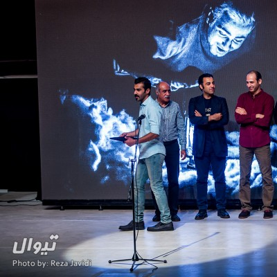 گزارش تصویری تیوال از مراسم اختتامیه نوزدهمین جشنواره تئاتر دانشگاهی (سری نخست) / عکاس: رضا جاویدی | عکس