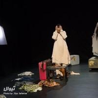 نمایش خداحافظ باغ آلبالوی من | عکس