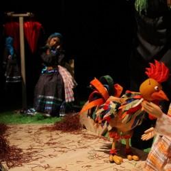 فیلمتئاتر خاله مرجان و خروس | عکس