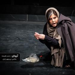 گزارش تصویری تیوال از سومین روز جشنواره تئاتر بانو ( سری دوم) / عکاس: پریچهر ژیان | عکس