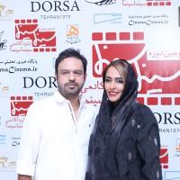 گزارش تصویری تیوال از مراسم اختتامیه دومین دوره جایزه آکادمی سینما سینما / عکاس: فاطمه تقوی | عکس
