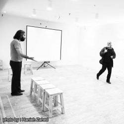 نمایش کمدی تارتوف | عکس