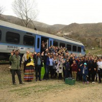 سفر با قطار از لذتبخشترین سفرها است | عکس