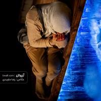 گزارش تصویری تیوال از نمایش صدای آهستهی برف / عکاس: رضا جاویدی   عکس