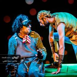 گزارش تصویری تیوال از نمایش آرزوهای یک موش کور / عکاس: سارا ثقفی | عکس