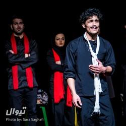 گزارش تصویری تیوال از نمایش شب و ریل و دل / عکاس: سارا ثقفی | عکس